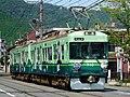 石山坂本線700系「鉄道むすめ巡り 2015」ラッピング電車。.jpg