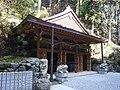 脳天大神 祖師堂 Soshidō, Nōten-ōkami 2011.4.10 - panoramio.jpg