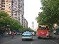 马鞍池西路-远处为温州在建第一高楼(72层) - panoramio.jpg