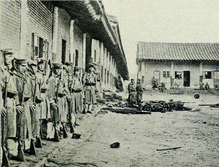 大韓帝国軍 - Wikiwand