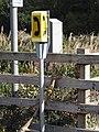 -2018-10-09 Telephone, Antingham Hill Level Crossing, Antingham, Norfolk.JPG