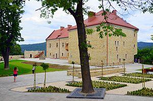 Sanok - Sanok Castle