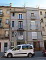 019 Cases a la plaça de Sant Jaume, 10 i 11 (Tortosa).JPG