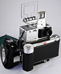 0289 Mamiya Press Super 23 Sports Finder (5461774072).jpg