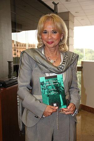 """Olga Sánchez Cordero - Olga Sánchez Cordero at the presentation of her book """"Nuevas Figuras Jurídicas en el Derecho Mexicano"""" at the Monterrey Institute of Technology and Higher Education, Mexico City."""
