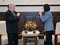08.06 總統接見「尼加拉瓜共和國駐臺大使達比亞」 (50193574758).jpg