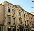 089 Edifici de la Caixa, c. Francesc Camprodon 28 (Arbúcies).jpg