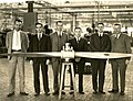 1,000th Controllable Pitch Propeller produced by Hamilton NASM-NAM-A-3738.jpg