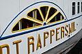 100 Jahre Dampfschiff 'Stadt Rapperswil' - Tag der offenen Dampfschiff-Türe am Bürkliplatz 2014-04-25 14-55-15.JPG