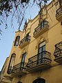 102 Casa Manuel Planas (Hotel Noucentista), c. Sant Gaudenci 32-34.jpg