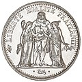 10 French francs Hercule 1967 F364-6 obverse.jpg