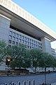 10th Street NW facade - J Edgar Hoover Building - Washington DC - 2012.jpg