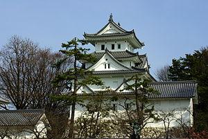 Ōgaki, Gifu - Ōgaki Castle