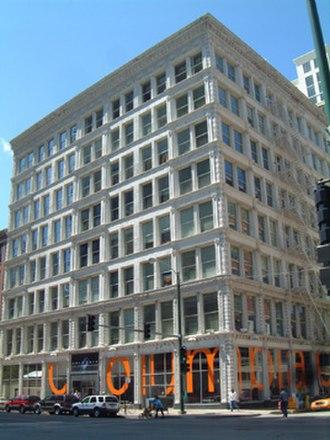 Columbia College Chicago - 1104 Wabash Campus Building