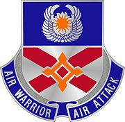 111th Aviation Regiment Unit Crest