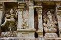 11th century Gangaikonda cholapuram Temple, dedicated to Shiva, built by the Chola king Rajendra I Tamil Nadu India (30).jpg