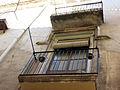 127 Casa al carrer de Sant Pere, 4 (Monistrol de Montserrat), balcó.JPG