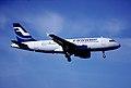 134be - Finnair Airbus A319-112; OH-LVD@ZRH;23.06.2001 (5135338942).jpg