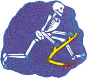 13th Bombardment Squadron emblem