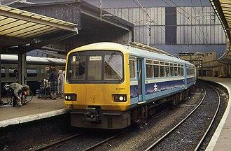 British Rail Class 143 - Image: 143001 Carlisle (3163043567)