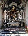 14 Viktring Stiftskirche Bernhardkapelle Altar 11072009 28.jpg