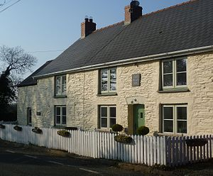 Eglwyswen - The former Swan Inn