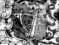 1651 Coat of arms of Leinster.png