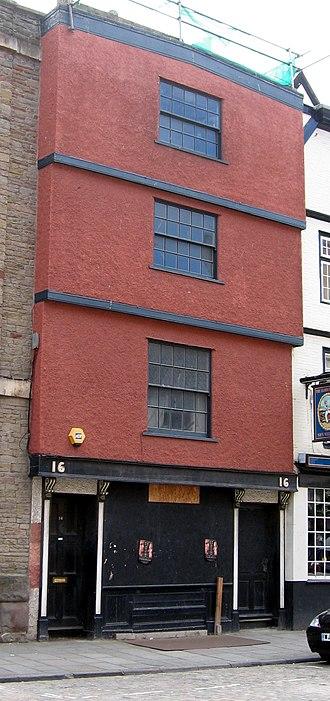 King Street, Bristol - 16 King Street