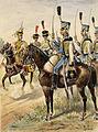 1808 - Revue du 5e Hussards par Junot duc d'Abrantès, Colonel-Général des Hussards (51).jpg