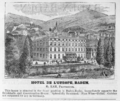 1885 Hotel Europe Baden ad Harpers Handbook for Travellers in Europe.png