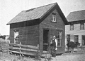1897 Eagleton traveling library station Chippewa county Wisconsin USA exterior view.png