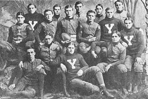 1900 college football season - Yale Bulldogs