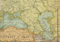 1904 Petrovsk detail Map of the Far East by JG Bartholomew BPL 12182.png