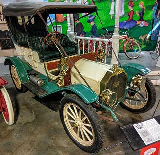 Cartercar - 1909 Cartercar Model H Touring