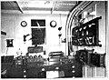1913 Marconi operator room for 5 kilowatt ocean liner station.JPG