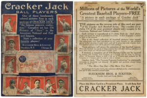1915 in baseball - 1915 advertisement
