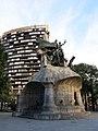 191 Monument al Doctor Robert, pl. Tetuan.JPG