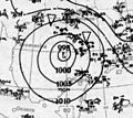 1920 Louisiana hurricane analysis 25 Sep 1920.jpg