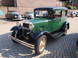 1931 Ford A AlfvanBeem [CC0], via Wikimedia Commons