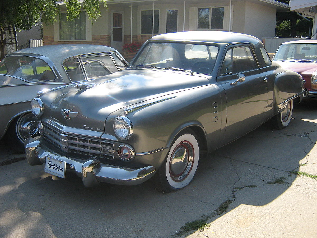 Studebaker starlight wikipedia - 1953 studebaker champion starlight coupe ...