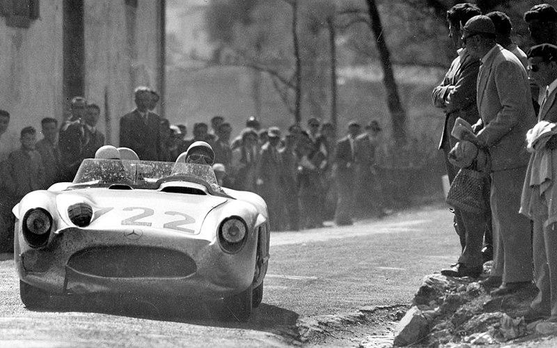 File:1955-05-01 Mille Miglia winner Mercedes 300 SLR Moss e Jenkinson.jpg