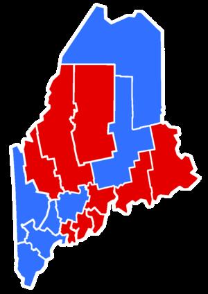 Maine gubernatorial election, 1970 - Image: 1970Maine Gubernatorial