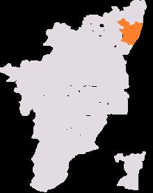 Chengalpattu (Lok Sabha constituency) - Wikipedia