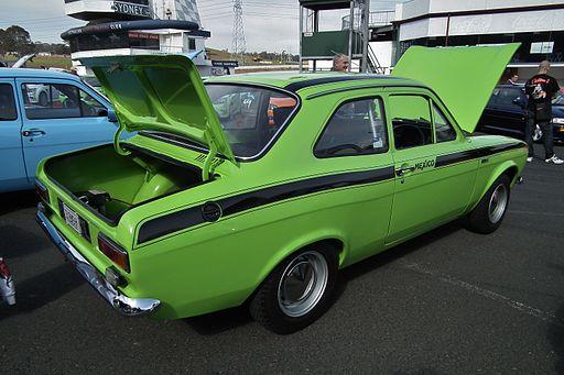 1972 Ford Escort Mk I 1600 GT Mexico (6052541880)
