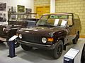 1974 Range Rover, Royal Review Vehicle Heritage Motor Centre, Gaydon.jpg
