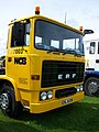 1980 ERF B-series (ENL 645W) tractor unit, 2012 HCVS Tyne-Tees Run.jpg