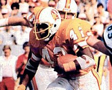 Bell s rushing abilities helped lead Tampa Bay to their first franchise  playoff win in 1979. ceb117441