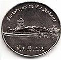 1 песо. Куба. 2007. Крепости - Пунта.jpg
