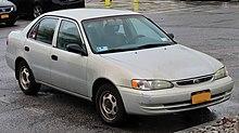 Toyota Corolla (E110) - Wikipedia