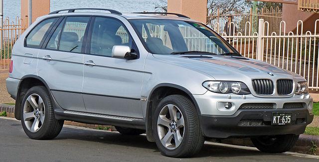 2003-2006 BMW X5 (E53) 3.0d 01